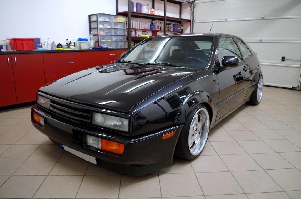 Efekt detailingu VW Corrado