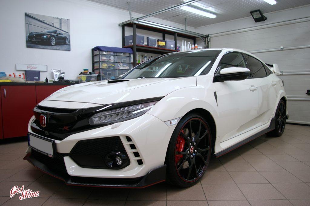 Honda Type R po detailingu w GetShine