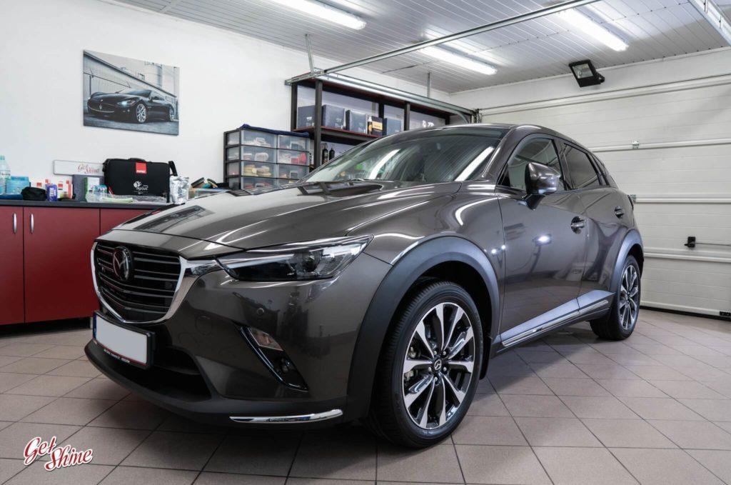 Mazda CX3 Efekt po detailingu