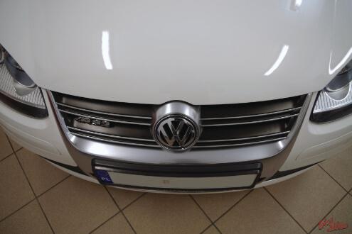 VW GOLF V R32 – korekta lakieru, zabezpieczenie powloką kwarcową