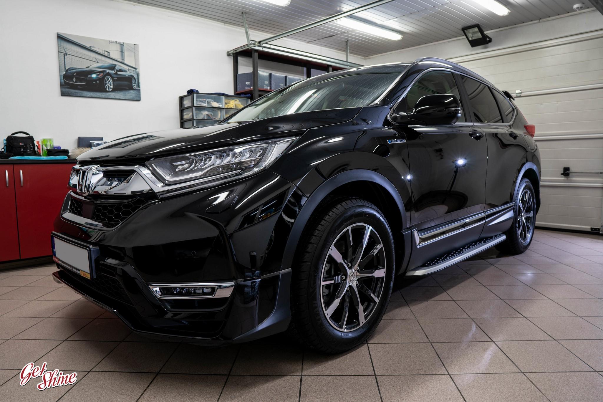 Honda CR-V – zabezpieczenie nowego auta, powłoka ceramiczna